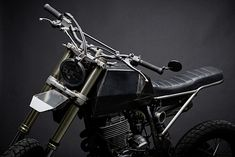 Yamaha XT600 – Nick van Woert  |  Pipeburn.com