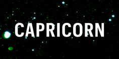 Capricorn 2016 Horoscope: A Look at Your Year Ahead