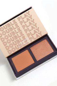Double Play Pressed Powder Cheek Palette – ColourPop