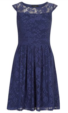 Warehouse Organza Dress, £55 | Look