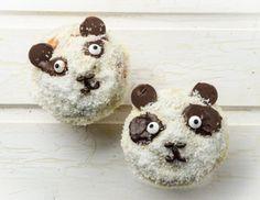 Panda-Cupcakes Rezept