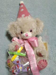 Ritti Bear限定 チーキー★限定10体 Teddy Bears, Happy Birthday, Dolls, Teddy Bear, Happy Brithday, Baby Dolls, Urari La Multi Ani, Puppet, Happy Birthday Funny