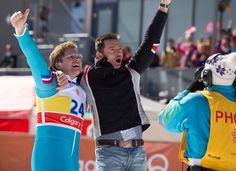 EDDIE THE EAGLE Photo Gallery (Taron Egerton, Hugh Jackman)