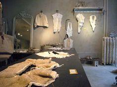 Manon Gignoux textile sculptures