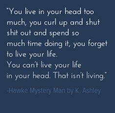 (Hawk) Mystery Man by Kristen Ashley