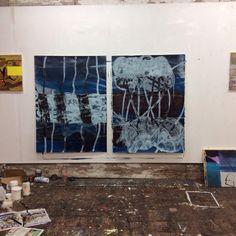 Abstract Expressionism, Abstract Art, Handmade Books, Henri Matisse, Contemporary Paintings, Art Studios, Installation Art, Printmaking, My Arts