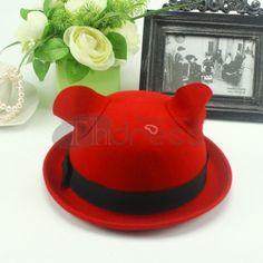 Orecchiette Topper Woolen Bowler Hat, 21st, Cake, Desserts, Food, Tailgate Desserts, Deserts, Kuchen, Essen