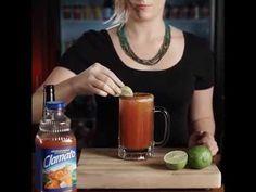 Perfect Michelada Drink Recipe | Clamato