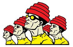 DEVO at The Moore Theatre Nov 8th & 9th - Seattle Twist