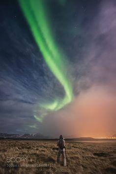 Aurora Hunter by darkrigel
