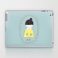 Little Dorothy Laptop & iPad Skin by Unicornlette | Society6