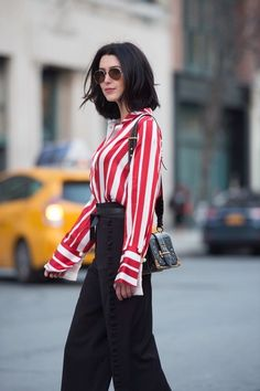 In February we wear candy stripes. #valentines #streetstyle #nyc #ShopStyle #ssCollective #MyShopStyle #ootd #currentlywearing #lookoftheday #todaysdetails #getthelook #wearitloveit #shopthelook #mylook