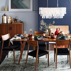Please give me this capiz chandelier from West Elm. Pretty please?