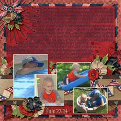 Used a new kit by Wendy Tunison called Just Us: July which can be found here: http://www.scraps-n-pieces.com/store/index.php?main_page=index&manufacturers_id=18&zenid=883642100e90b2a2ed13e56522a0290a