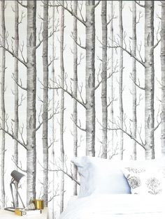 Woods wallpaper from paperroom.co.nz