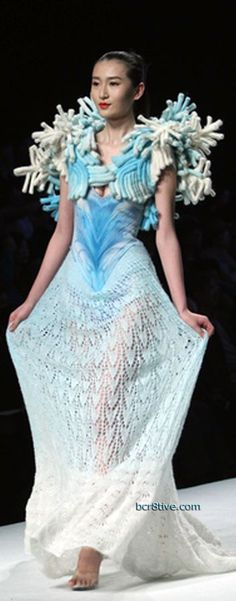 China Fashion Week -  by the Beijing Institute of Fashion Technology A/W Collection