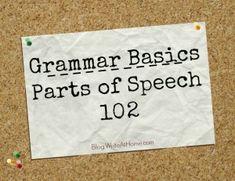 grammar 102