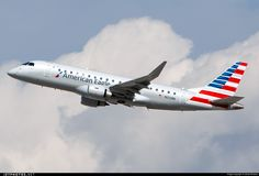 Photo of N212NN Embraer 170-200LR by James Rowson