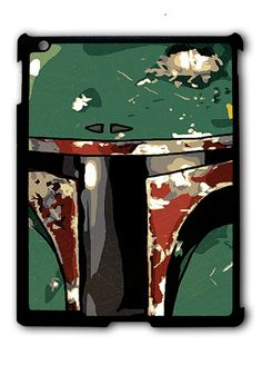 Star Wars Boba Fett iPad 2 3 4, iPad Mini 1 2 3 , iPad Air 1 2