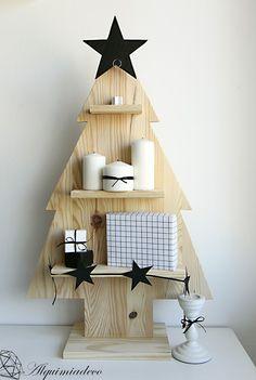 ideas originales decoracion navidad