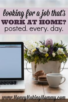 Looking for a work at home job? Since 1999, MoneyMakingMommy.com has been sharing not only work at home job leads -- but all kinds of work at home information. Come by and visit the original work at home site! Doing it right and at no cost since 1999!