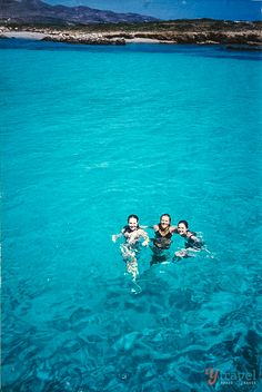 The Blue Lagoon, Paros, Greek Islands: http://www.ytravelblog.com/you-are-never-too-old-to-live-your-travel-dreams/