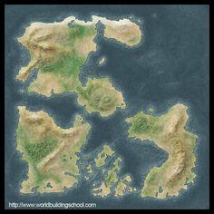 World Building Test Map by WorldBuilding on DeviantArt