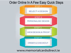 visit our website it is easy to choose and personalise from our many lovely designs.  Simply order and design your chosen memorial design directly from our website.