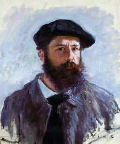 Claude Monet Self Portrait Oil Painting  #oilpaintingsforsale #oilpaintings #paintingsforsale #paintings  #peopleiadmire
