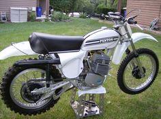 Penton with KTM motor