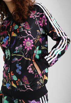 Adidas poisonous garden jacket
