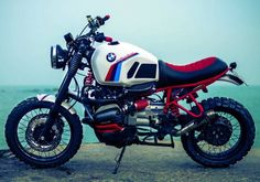 BMW R1100GS Custom Scrambler