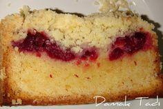 Vişneli Kırıntılı Pasta