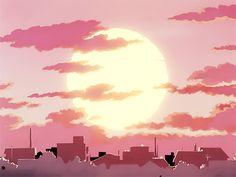 𝙿𝚒𝚗𝚝𝚎𝚛𝚎𝚜𝚝: ✨ aesthetic gif p r e v. Aesthetic Images, Retro Aesthetic, Aesthetic Anime, Aesthetic Desktop Wallpaper, Aesthetic Backgrounds, Anime Gifs, Anime Art, Sunset Gif, Cute Gifs