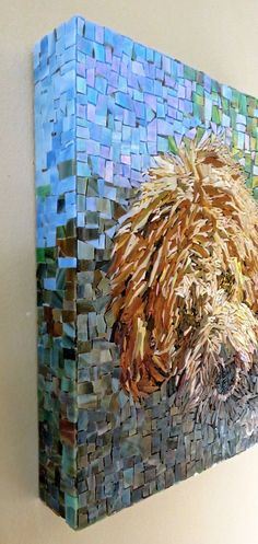 Stained Glass Mosaic: