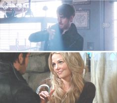 Who does it sexier? #CaptainSwan