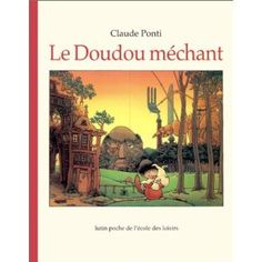 You guys.  If you read/speak French at all, this is the most BIZARRE, FREAKY book in the whole world, and if your kids are like mine, they will be obsessed with it.  Someone needs to translate Claude Ponti, because his stuff is so weird that everyone in the world should read it.