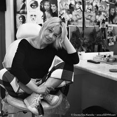 Magdalena Smuk - #zGdyni – Projekt #zGDYNI – Dorota Oza Karecka Tops, Women, Fashion, Projects, Moda, Fashion Styles, Fashion Illustrations, Woman