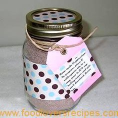 Cappuccino Mix - Here is a homemade dry cappuccino mix in a jar. Make it for yourself, or give it as a gift Mix - Here is a homemade dry cappuccino mix in a jar. Make it for yourself, or give it as a gift. Coffee Mix, Coffee Creamer, Drink Coffee, Coffee Break, Morning Coffee, Cappuccino Coffee, Decaf Coffee, Iced Coffee, Coffee Shop