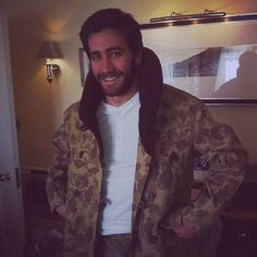 Jake Gyllenhaal @jakegyllenhaaltv Instagram photos | Websta