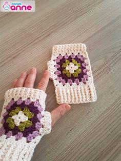 Crochet Hand Warmers, Crochet Mitts, Fingerless Gloves Crochet Pattern, Crochet Cord, Crochet Mask, Crochet Bunny, Crochet Scarves, Crochet Stitches, Crochet Mandala Pattern