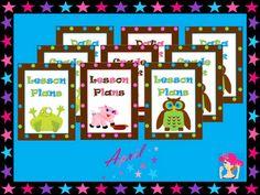 Grade School Giggles: More Free Binder Covers