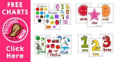 Awesome Free Printable Preschool Worksheets Shapes that you must know, Youre in good company if you?re looking for Free Printable Preschool Worksheets Shapes Shape Worksheets For Preschool, Free Preschool, Preschool Printables, Kids Worksheets, Preschool Charts, Preschool Songs, Preschool Colors, Numbers Preschool, Free Poster Printables