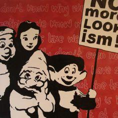No More Lookism!