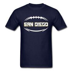 San Diego Chargers Themed T Shirt #nfl #tshirt #fangear #football #shirt #cali #california #thebolts #lightning #chargers #sandiego #keenanallen #melvingordon #jacobyjones #philiprivers #ericweddle #dannywoodhead