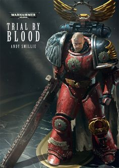82 best books ive read images on pinterest books to read libros trial by blood warhammer 40k fandeluxe Image collections