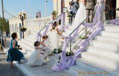 γάμος με θέμα λιλά χρώμα Fair Grounds, Fun, Lilac, Hilarious
