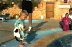 Then again, sometimes kids get the karma they deserve. | Community Post: Proof That Children Are Hilariously Uncoordinated