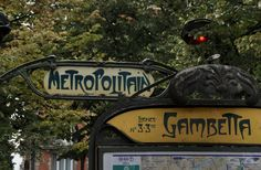 Yes please, I don't know what Gambetta is but that's okay, It has a metro station, I could find my way home.