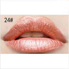 New Liquid Matte Lipstick Baton Waterproof Lasting Makeup Tint Lip Gloss Stick 38 Colors batom mate Labiales Korean Cosmetics
